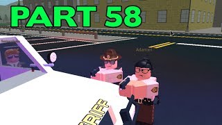 Roblox Mano County Patrol Part 58 | So Many Arrest! |