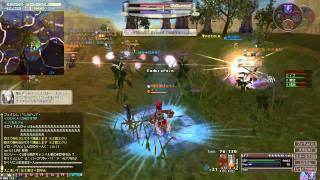 Fantasy Earth zero FEZ  Z鯖 ワーグノス2012年01月03 日001時ごろ2
