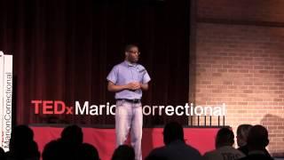 "The ""i"" In victim? | Rapheal Mitchell | TEDxMarionCorrectional"