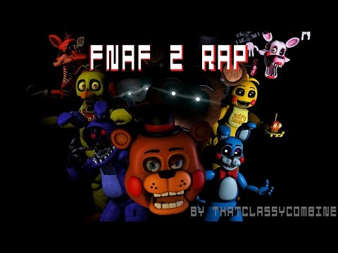 SFM FNAF 2 Rap Animated  Five More Nights