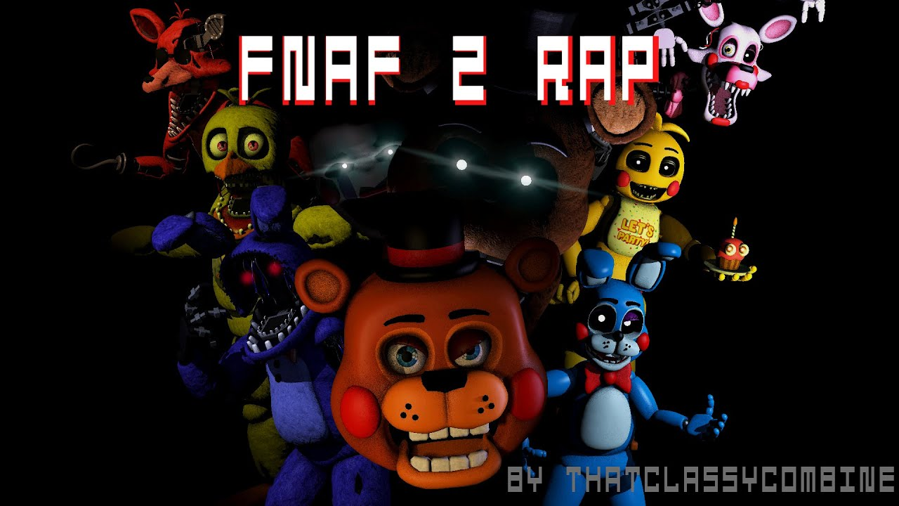 SFM] FNAF 2 Rap Animated - Five More Nights - YouTube