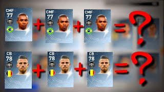TRADING TWO PLAYERS ON PES 2019 MOBILE || WHO WILL GET. WHAT HAPPEN ||