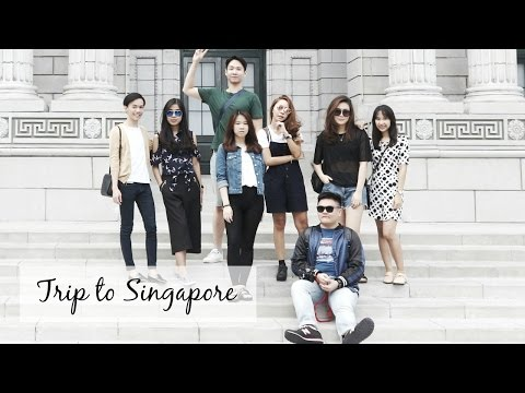 TRAVEL VLOG: SINGAPORE | Clarissa Ivena