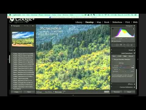 Lightroom Hangout: Local Awesomeness with Glyn Dewis