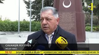 Beynəlxalq Türk Akademiyasının Prezidenti Bakıda səfərdədir