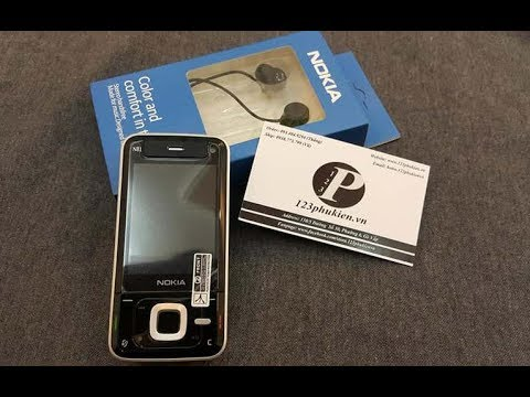 123PhuKien.vn - Review Điện Thoại Cổ Nokia N81 Chính Hãng