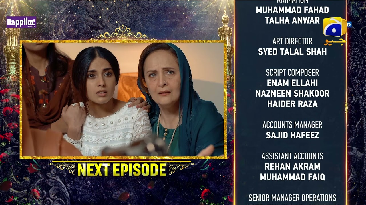 Download Khuda Aur Mohabbat - Season 3 - Last Ep 39 Teaser - Digitally Presented by Happilac Paints
