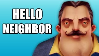 One of Bryce Games's most viewed videos: MY NEIGHBOR IS CRAZY! | Hello Neighbor (Ending)