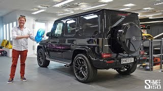 Download My New AMG G63 is Being TRANSFORMED! Mp3 and Videos