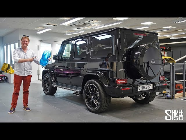 My New AMG G63 is Being TRANSFORMED!