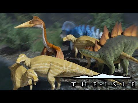 Quetzalcoatlus & The Dondi Herd!! - The Isle