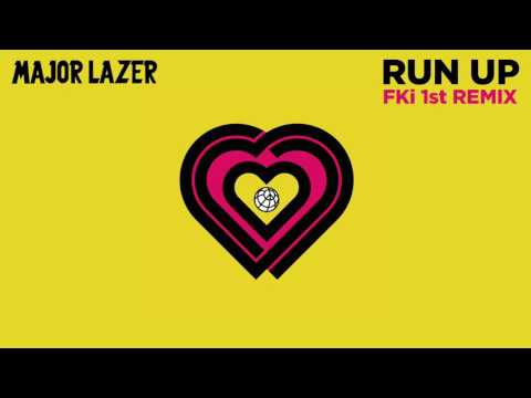 Major Lazer  Run Up feat PARTYNEXTDOOR & Nicki Minaj FKi 1st Remix