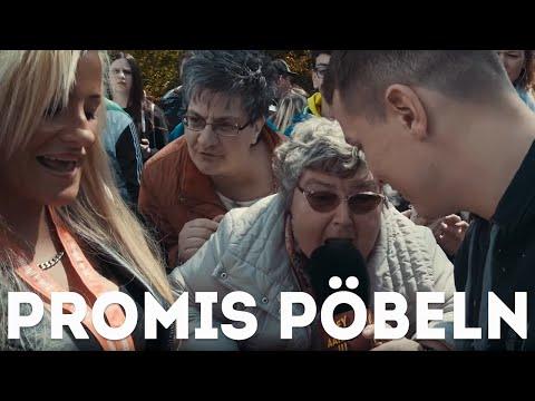 Promis pöbeln auf dem BILD Event / Helena Fürst, die Wollnys & Joey Heindle