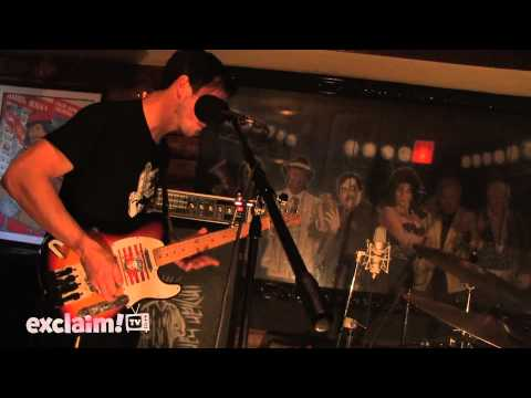 Indian Handcrafts - Zombies (Live on Exclaim! TV)