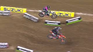 Supercross 450 Main Event Indianapolis Round 12 2018