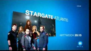Stargate Atlantis Season 5 Trailer (German)