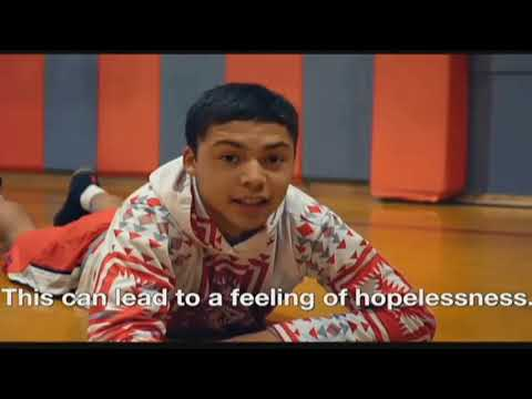 Arlee Warriors basketball team video about suicide prevention goes viral