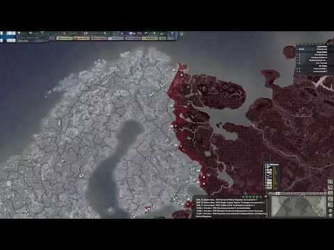 Hearts of Iron 3 Black Ice   Finland   Ep. 8: Highway to war