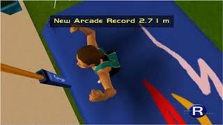 Sydney 2000 (PC) High Jump 2.71m