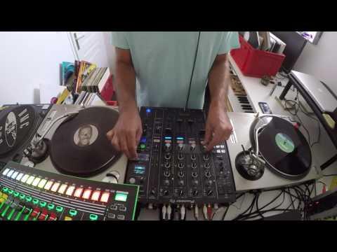 JUNKTION (24mn) DJ set only vinyle