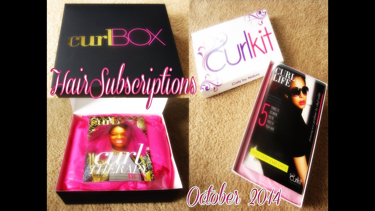 S Curl Kit On Natural Hair