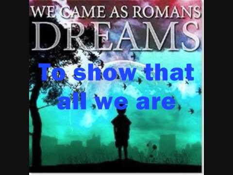 We Came As Romans: Shapes (Lyrics)