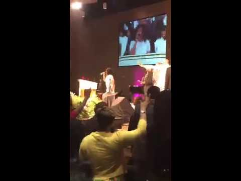 Pastor Tamara Bennett at PFI Holy Convocation - Periscope Replay! (5-17-16)