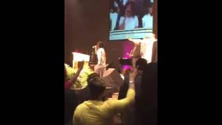 Pastor Tamara Bennett at PFI Holy Convocation - Periscope Replay! (5-17-16)