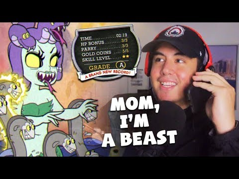 I WAS SO NASTY THIS EPISODE, I HAD TO CALL MY MOM | Cuphead [4]