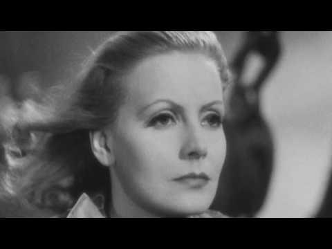 Greta Garbo's signature scene