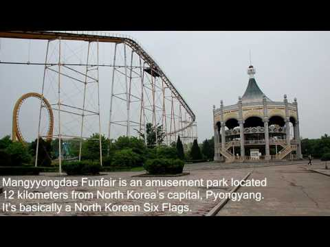 Top 10 Places To Visit In North Korea