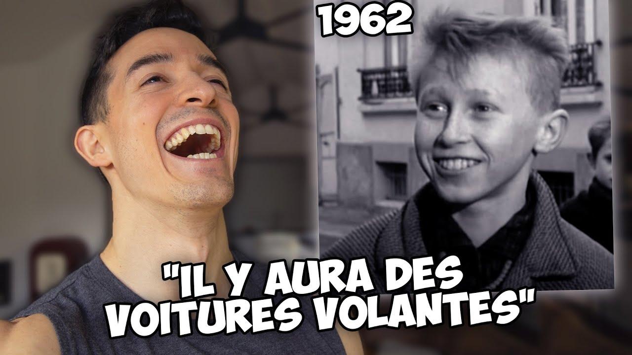 Download JE RÉAGIS AUX ENFANTS DE 1962 ! (leurs réponses sont surprenantes)