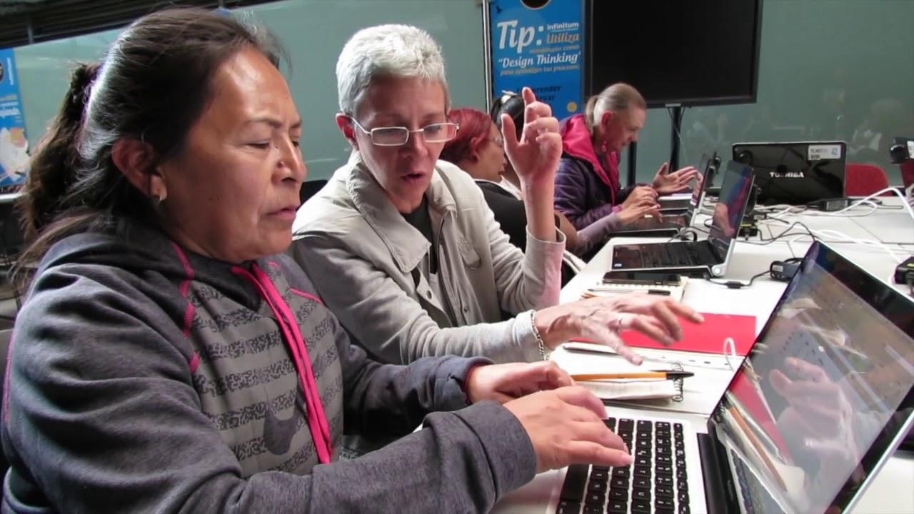 Alfabetización digital de mujeres LGBT - Coinversión 2016