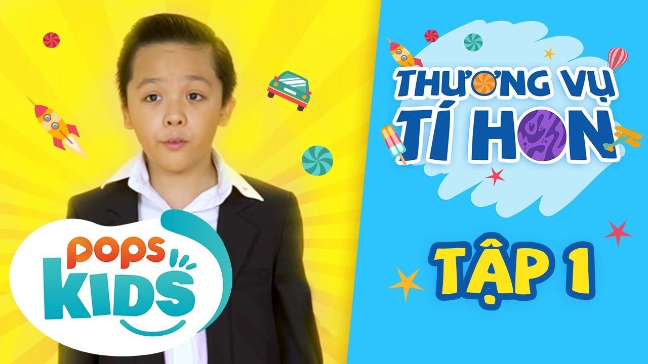 Thương Vụ Tí Hon_Hoàng Nam | Chương Trình Gameshow Thiếu Nhi
