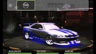 HOW to make Brian's Skyline | COMO fazer o Skyline do Brian | Need for Speed: Underground 2