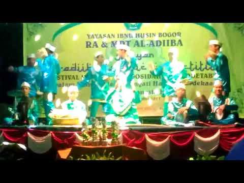 Marawis Alhijaz(arsyikasturi)fesamanyaa al_adibba