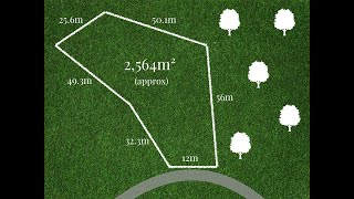 Diamond Creek - Build Your Dream Home Here! 2,560M2  ...