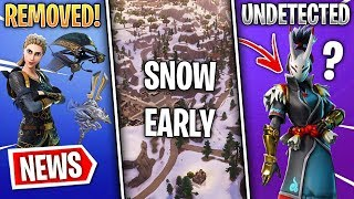 Fortnite News | Bundle Removed, Nara Skin UNDETECTED, New Vehicle, Fake Wreck-It-Ralph LTM and More!