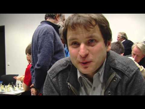 Reykjavik Open: Yuri Shulman