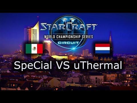 SpeCial VS uThermal - TvT - WCS Leipzig 2018 - Ro16 - polski komentarz