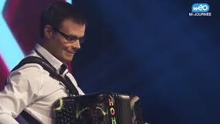 Fabien DANILO - Le Paso de Mexico - Emission Sur un air d'accordéon