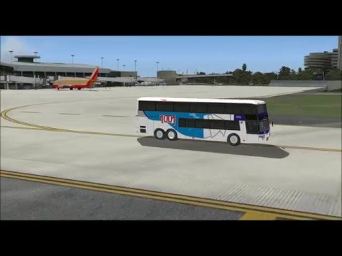 GUIDED VISIT BY BUS TO THE TAMPA INTERNATIONAL AIRPORT