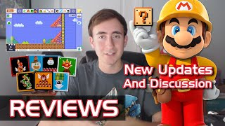 Super Mario Maker Wii U Reviews - Best Game Review Website Discussion?!