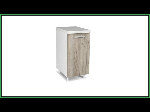 DIY | How to Build Single Door Kitchen Cabinets | FULL PROJECT
