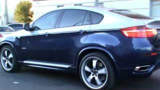 pro-line sport - тюнинг BMW X6 5,0 Intelligent Performance