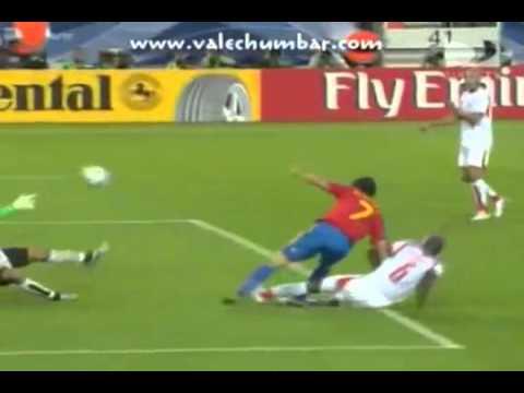 Mundial Alemania 2006 Fase de Grupos España-Túnez (Goles)