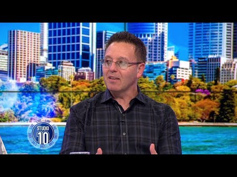 John Edward Shares Surprising Things You May Not Have Known About Him | Studio 10