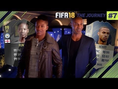 Thierry Henry Invites Us To PARTY🍺🙌  - FIFA 18 The Journey (Ep. 7)