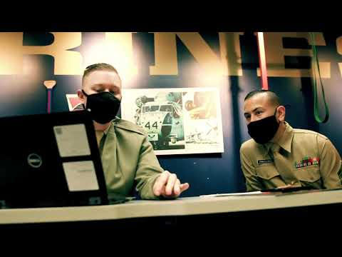 The Recruiter: A Marine Corps Mini Series