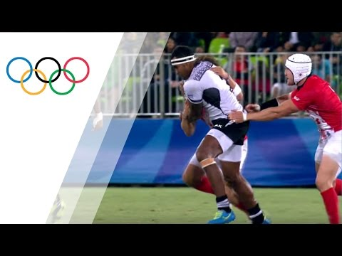Rio Replay: Men's Rugby Sevens Final Match